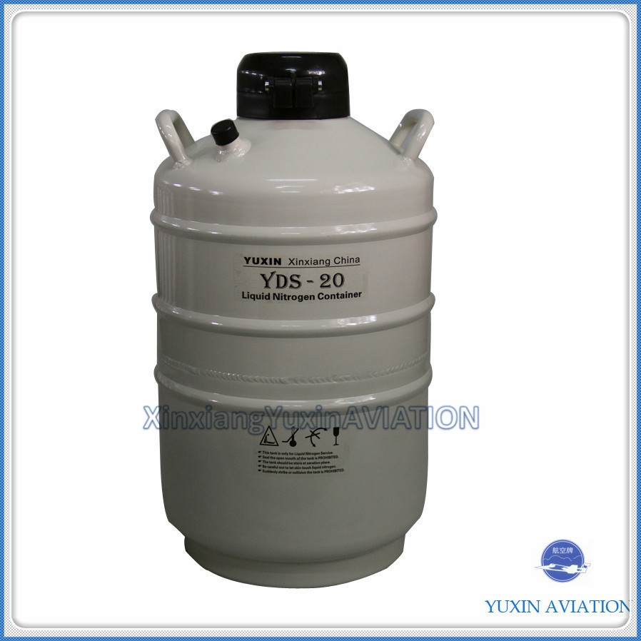 YDS-20 Cattle semen liquid nitrogen cryogenic storage tank