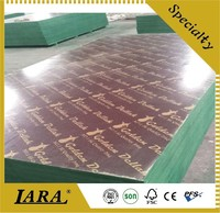 Construction Plywood Formwork For Building Material