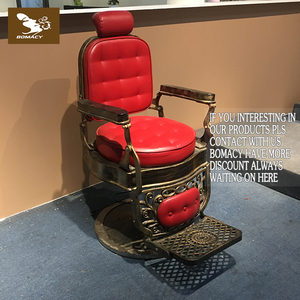 Classic High Quality Barber Shop Furniture Antique Barber Chair