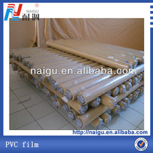 plastic pvc wrapping film rolls