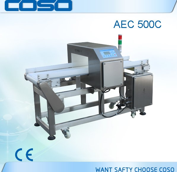 Conveyor Belt Metal Detector for food,pharmaceutical ,plastic,sauce industry