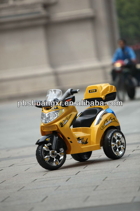 6V 7AH MOTORCYCLE FOR BABY