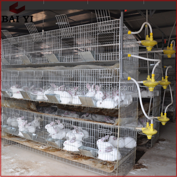 Stackable Cheap Rabbit Cage For Sale For Rabbit Farm