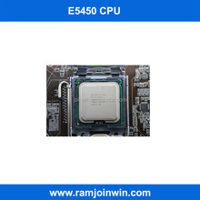 100% Tested quad core E5450 used cpu for sale lga771 from china