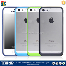 for iphone 5 5s clear transparent back cover