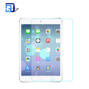 Factory Price Anti-Scratch Anti-Reflection 9H Hardness Tempered Glass Screen Protector For Ipad Mini 1/2/3