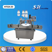 automatic penicillin bottle filling capping machine