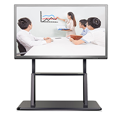 4K new design floor standing advertising display all in one pc touch screen kiosk with Window OS