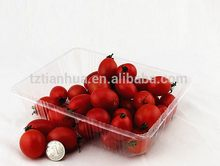 China gold supplier hot sell fruit star plastic container