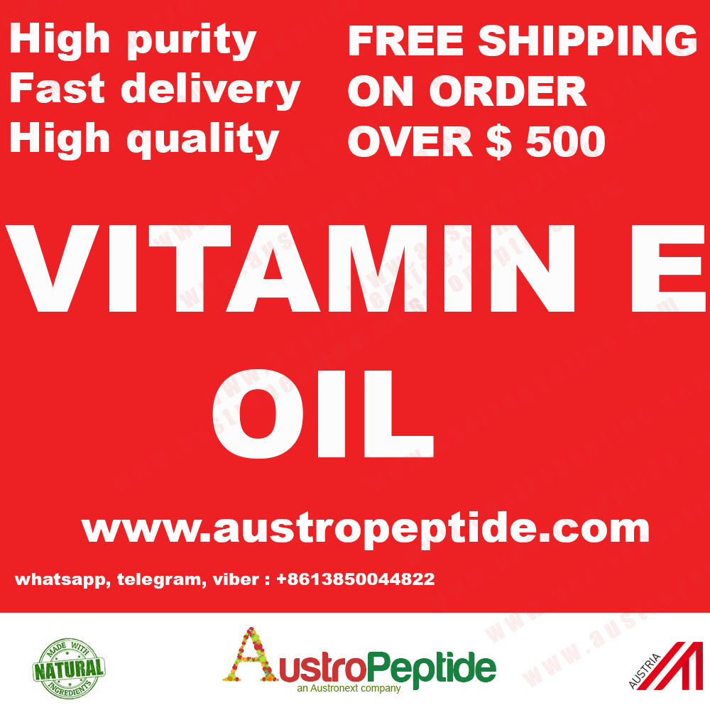factory promotion for vitamin E oil