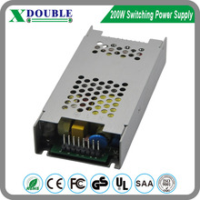 Compact Size 5V 40A Switching Power adapter with enclosed type