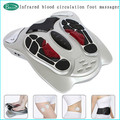 Best electric vibrating blood circulation foot massager hot sale in 2014 with CE approval