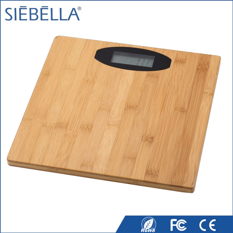 100% good feedback Top sale lovely electronic bamboo scale
