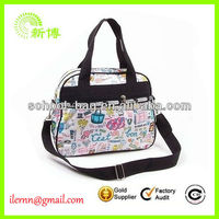 Easy Casual carry sports fashion Lorry Tarpaulin Messenger Bag