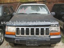 Jeep Grand Cherokee , used SUV , used vehicle ( 3960 cc , 1998 )