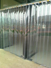 soft pvc roll curtain,Super transparent PVC plastic soft hanging door curtain