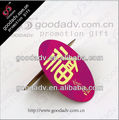 High-grade oval Bronzing fridge magnet