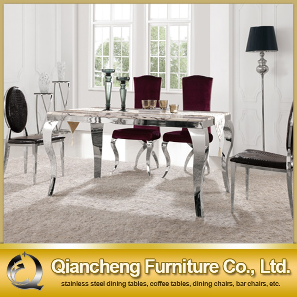 dining room marble top dining table set modern buy dining table set