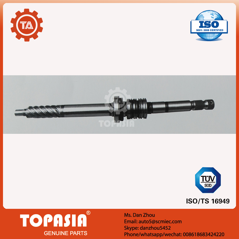 TOPASIA FOR LHD TRANSIT VALVE STEERING GEAR AND RACK