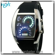 Factory Supply and Fast deilvery Vogue digital tokyo flash led watch
