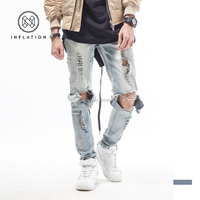 Wholesale Men Ripped Jeans