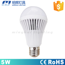 Hot China B22 E27 LED Bulb 5W 7W 9W 12W Rechargeable LED Emergency Bulb Light