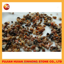 Mixed color river cheap stone pebbles stone resin