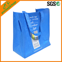 promo full color printed reusable bag with handle