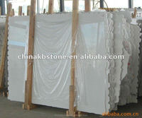 Polished Crystal White big Slabs Marble, 2cm thickness,big Chinese factory