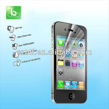 High quality ar screen protector for iphone 4 4s anti-scratch