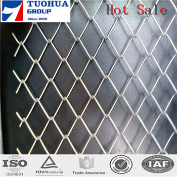 Anping good supplier sell galvanized chain link fence, diamond wire netting, chain link wire mesh