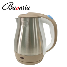 Wholesale Rapid Boiler Stainless Steel Body 1.8L Water Kettle