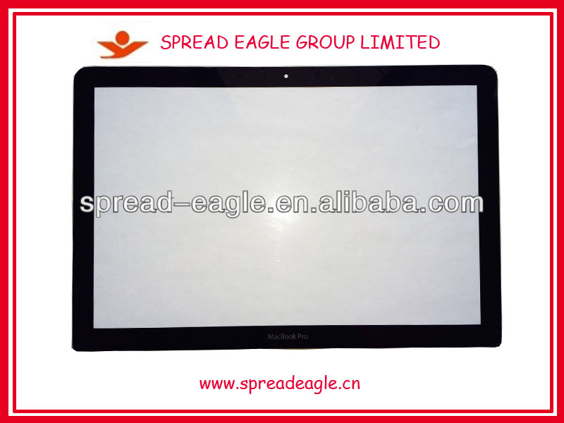 "Original 13.3"" Laptop LCD Glass For Macbook Pro A1278 MB990 MC700"