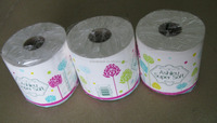 "12/cs, 2 ply, 200 sheets, 3.75x3.5"" Toilet tissue paper"