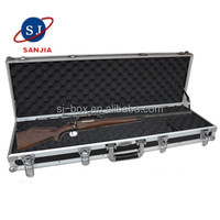 Rifle Box Secure Lockable Aluminum Frame