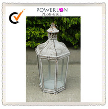 Vintage fashion decorative outdoor hurricane lantern
