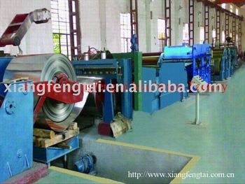metal Stretch bending and straighten machine units