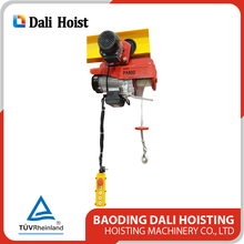 electrical hoist 500kg pickup truck lift 12v electric crane