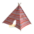 Kids Play Tent Large Tipi Teepee Tepee Tent With Cotton & 8 Wood Poles