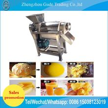 Factory Price Tomato Juice Maker With Wide Feed Opening Tube Juicer