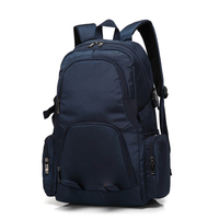 polyester and nylon trendy school waterproof backpack