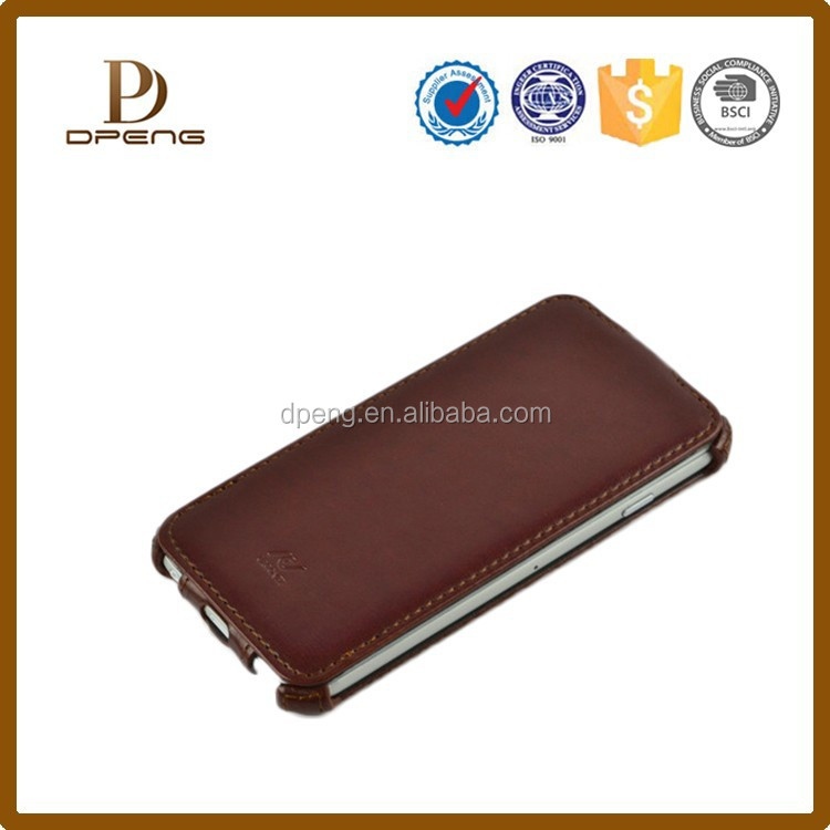 New products custom leather mobile phone case for sony xperia m