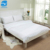 China wholesale factory price 5d cross stitch bed sheet