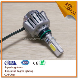 100lm/w h4 motorcycle energy saving light dc/ac 12v