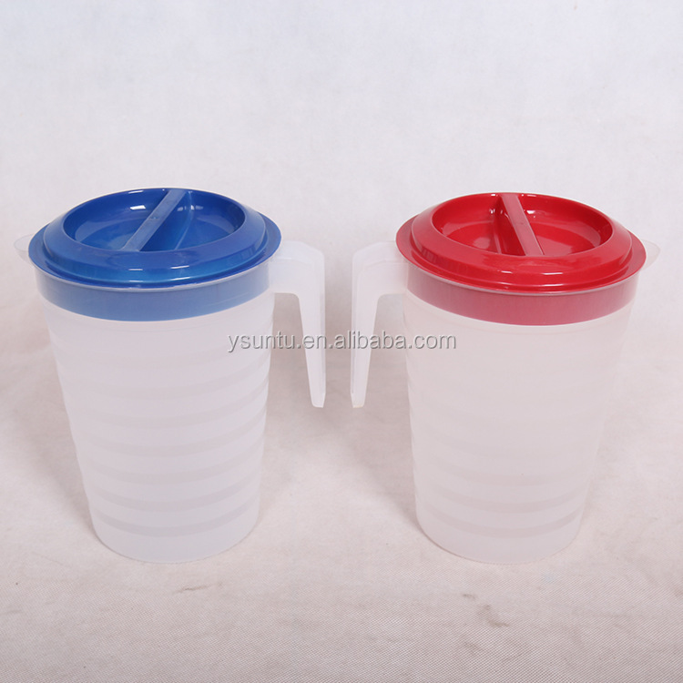 4L plastic cold water jug/water pitcher/ Water Kettle