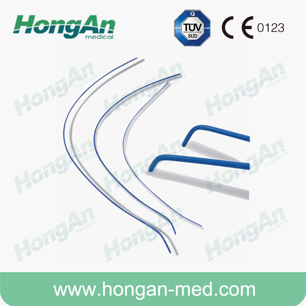 CE/ISO Approved Tracheal Tube Introducer Bougies/Stylets