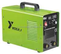Single phase portable dc inverter arc welding machine MMA-160