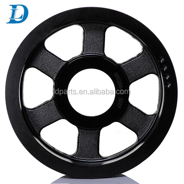 Customized OEM Service Water Pump Belt Pulley for Sale