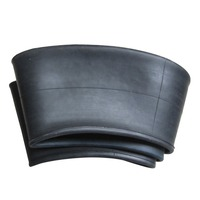 Natural rubber motorcycle tires and tube