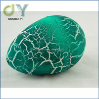 Wholesale Custom promotional colorful growing big dinosaur eggs